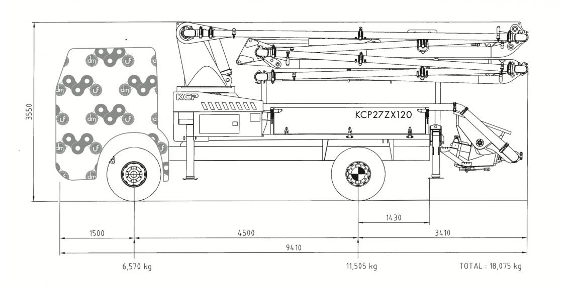 DICOMM 27ZX120